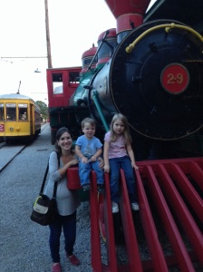 At the Chattanooga Choo-Choo