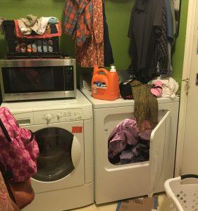 Laundry, Part I