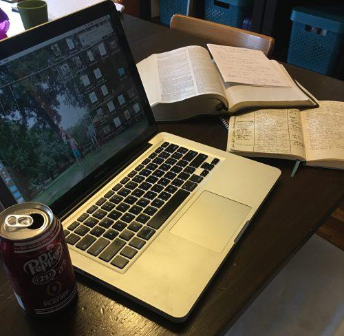 study prep